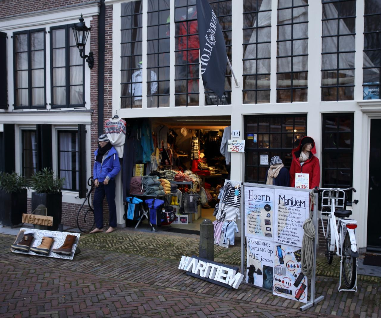 Photo Hoorn Maritiem en Hoorn, Shopping, Mode et habillement - #2