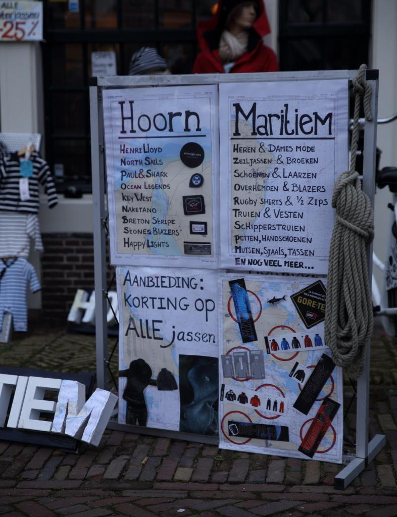 Photo Hoorn Maritiem en Hoorn, Shopping, Mode et habillement - #6
