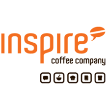 logo établissement Inspire Coffee Company in Breda