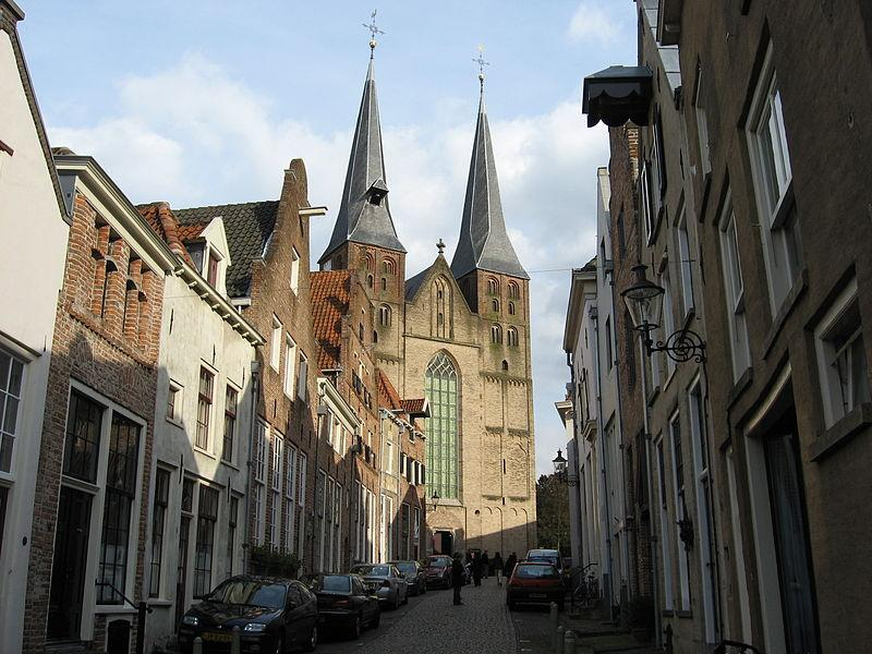 Photo Bergkerk en Deventer, Voir, Visiter le lieu - #2