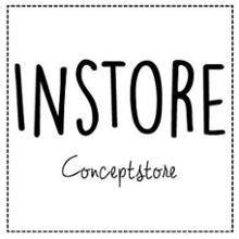 logo magasin INSTORE conceptstore in Delft