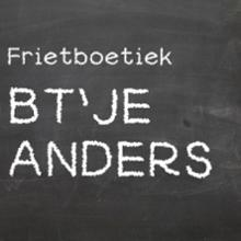 logo établissement Frietboetiek b'tje Anders in Middelburg