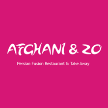 logo établissement Afghani & Zo in Eindhoven