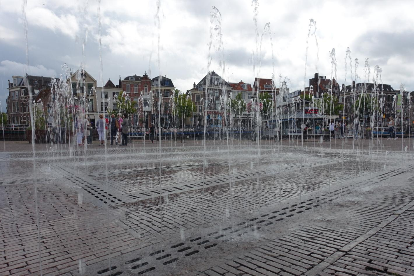 Photo Beestenmarkt en Leiden, Voir, Quartier, place, parc - #2