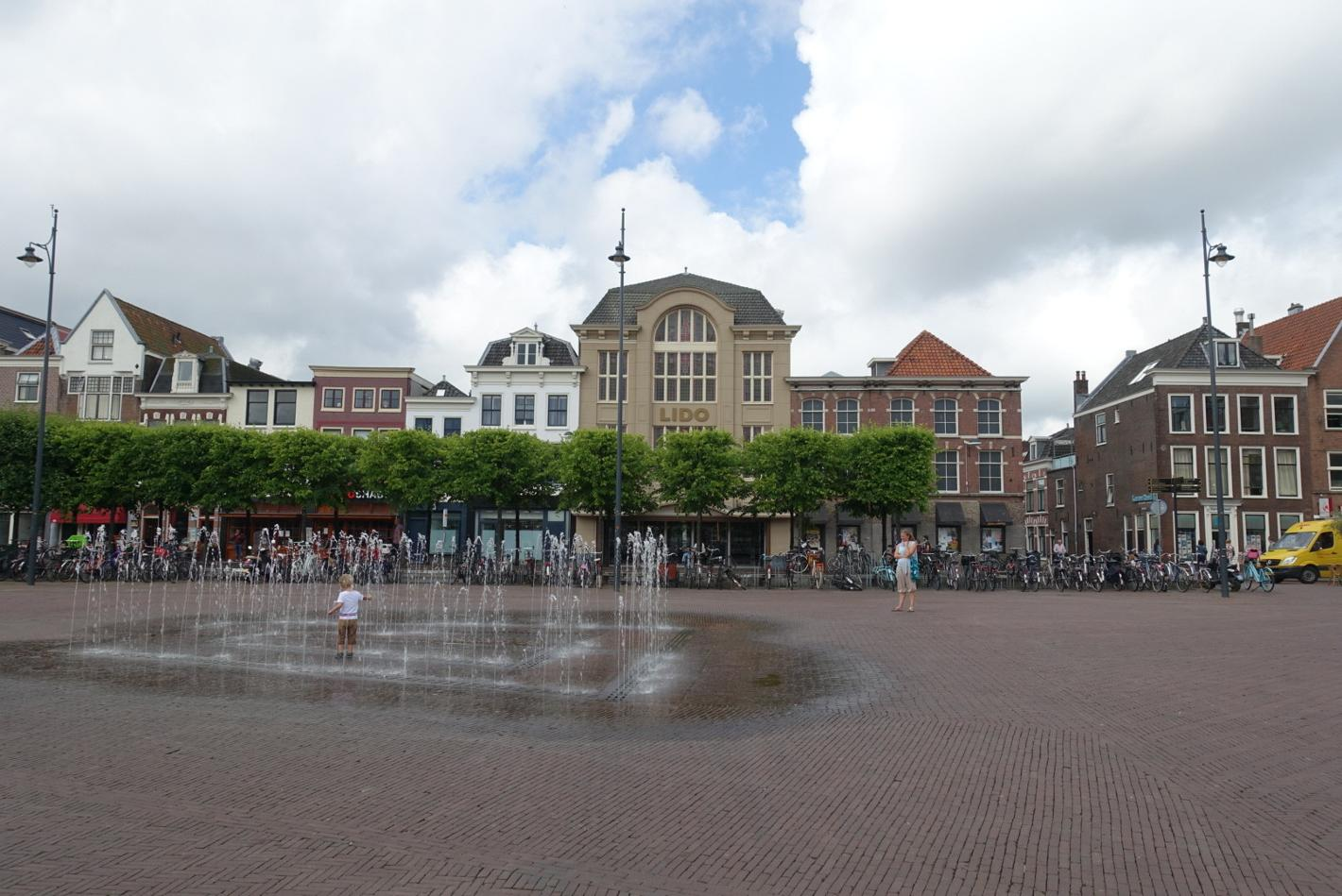 Photo Beestenmarkt en Leiden, Voir, Quartier, place, parc - #1