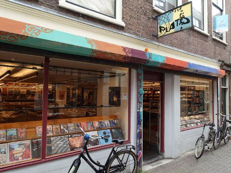 Photo Plato Leiden en Leiden, Shopping, Passe-temps et loisirs