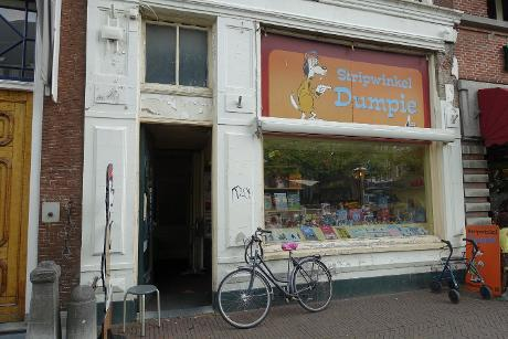 Photo Stripwinkel Dumpie en Leiden, Shopping, Passe-temps et loisirs