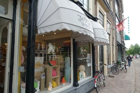 Photo Jut en Juul en Leiden, Shopping, Shopping agréable