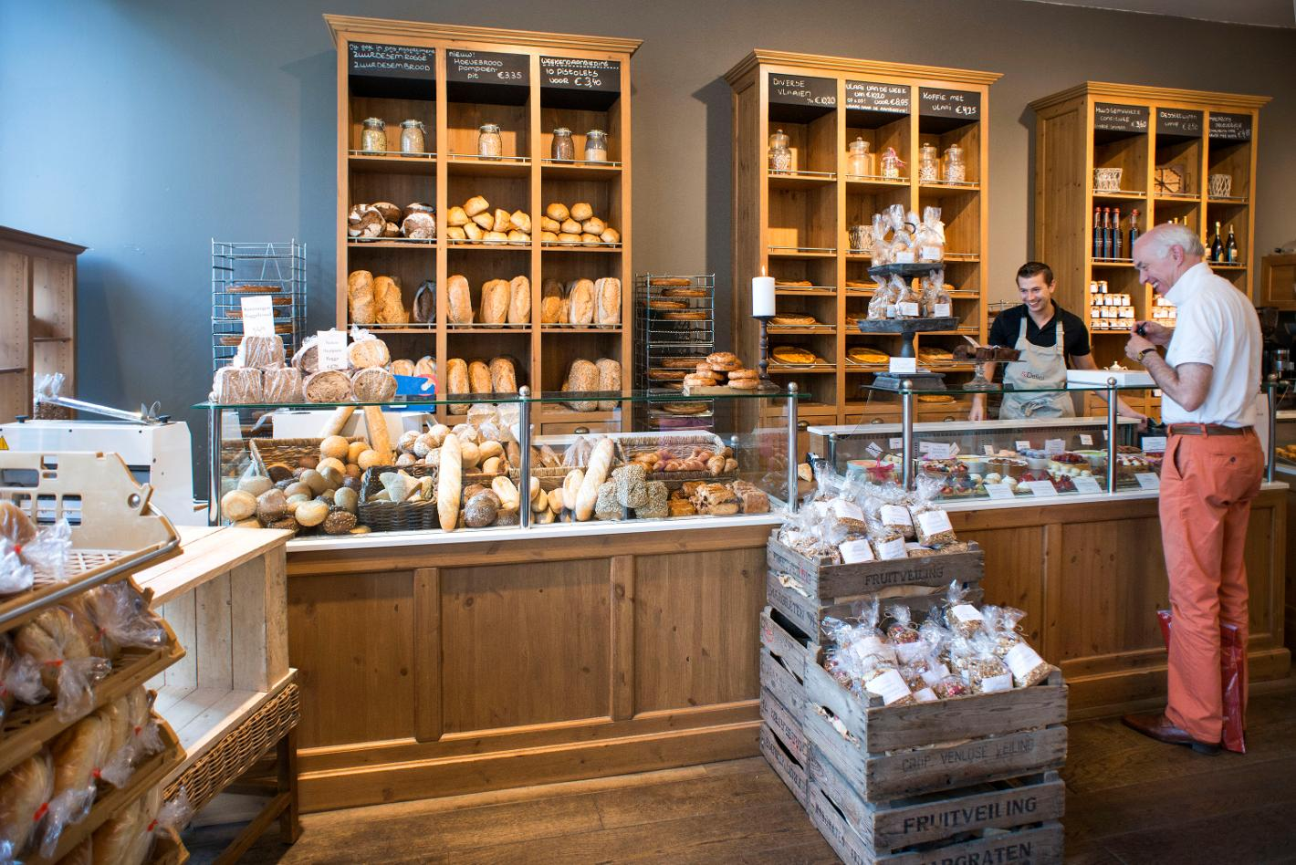 Photo Bread & Delicious en Maastricht, Shopping, Acheter des gourmandises, Gueuletonner - #1