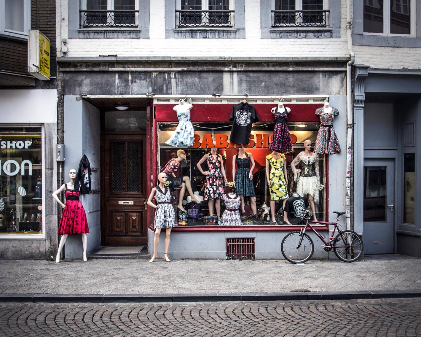 Photo Babashop en Maastricht, Shopping, Shopping agréable - #3