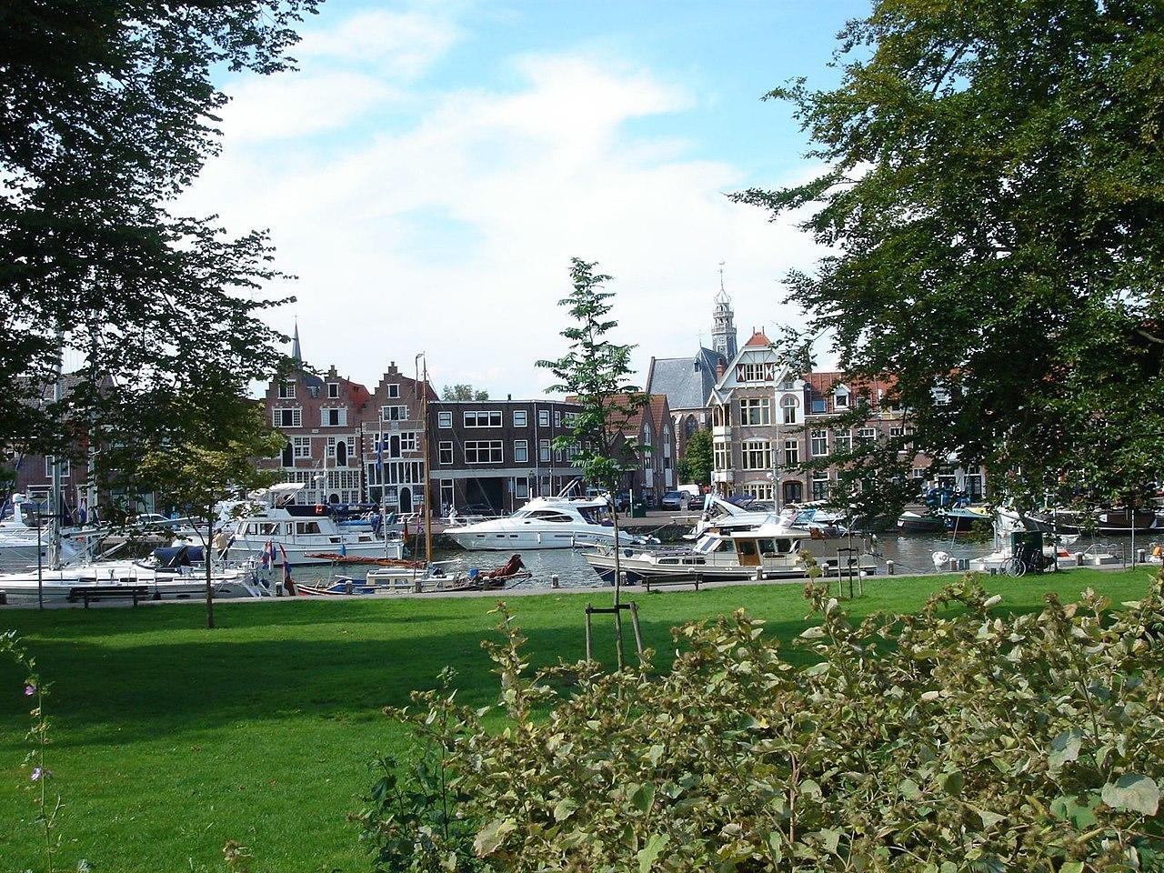 Photo Binnenhaven en Hoorn, Voir, Quartier, place, parc - #3