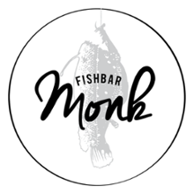 logo établissement Fishbar Monk in Haarlem