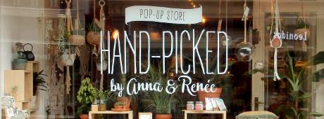 Photo Pop-up store Hand-Picked by Anna & Renée en Alkmaar, Shopping, Cadeau, Art de vivre, Gourmandise