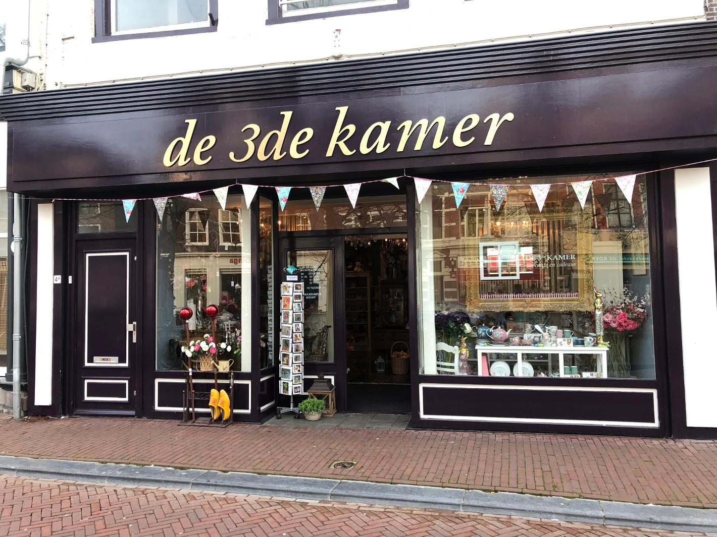 Photo De 3de Kamer, brocante & cadeaus en Leeuwarden, Shopping, Cadeau, Art de vivre, Gourmandise - #1