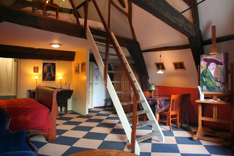 Photo Hotel de Emauspoort en Delft, Dormir, Hôtels & logement - #2